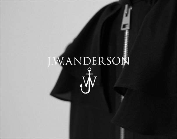 J.W.ANDERSON  / 2018/Autumn&Winter Collection START!!