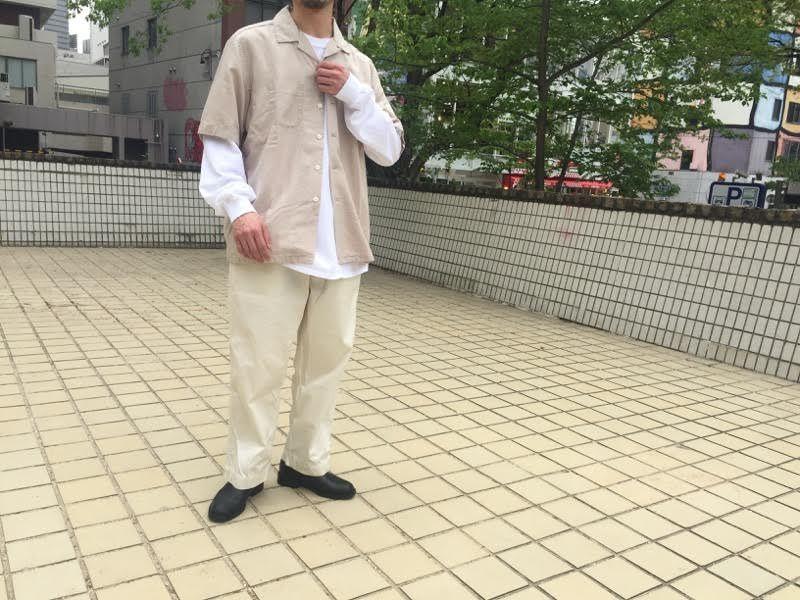 オープンカラーシャツ-ciaopanicWEST/MEN-