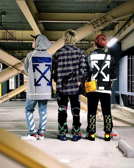 OFF-WHITE 19AW Main Collection New Deliveryの写真