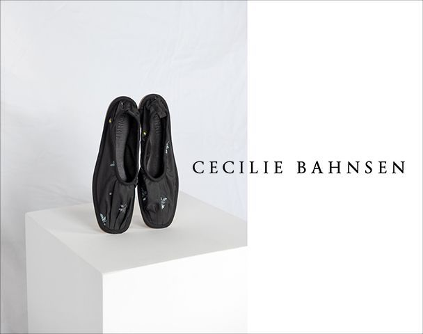 CECILIE BAHNSEN / 21SS 新作アイテム入荷