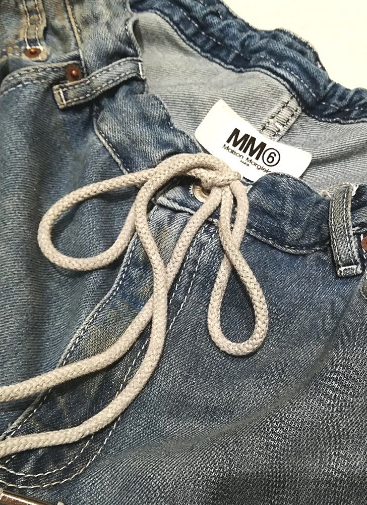 MM6 Maison Margiela...denimの写真