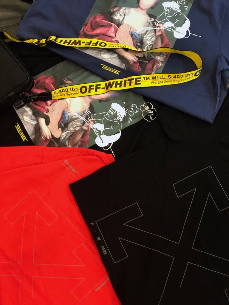 OFF-WHITE™️  2019 PRE FALL COLLECTIONの写真