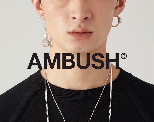 AMBUSH / 新作アイテム入荷