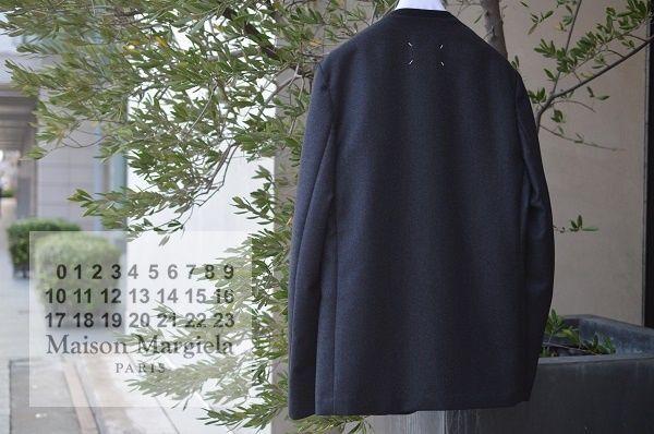 Maison Margiela 『No Collar Jacket』の写真