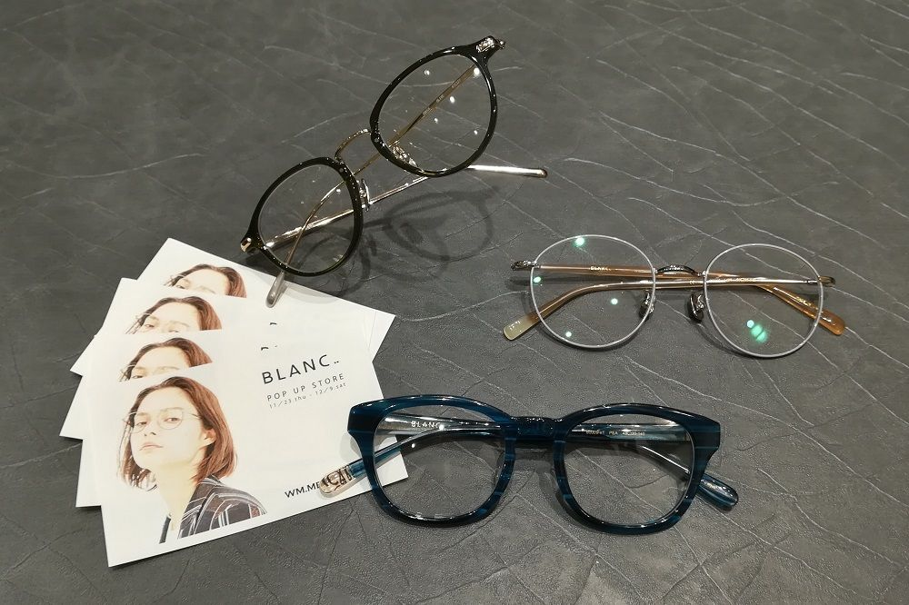 Comming soon!!  BLANC.. POP UP STORE   の写真