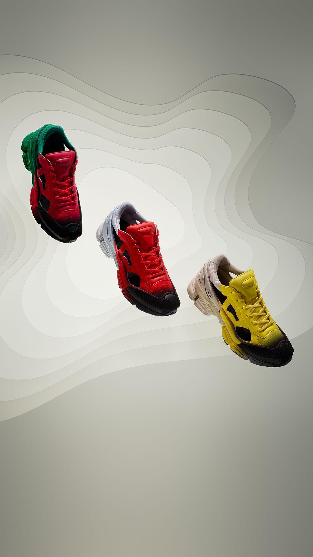 [ adidas × Raf Simons ] ©︎2019SS NEW Collection 3月14日(木)世界同時発売の写真