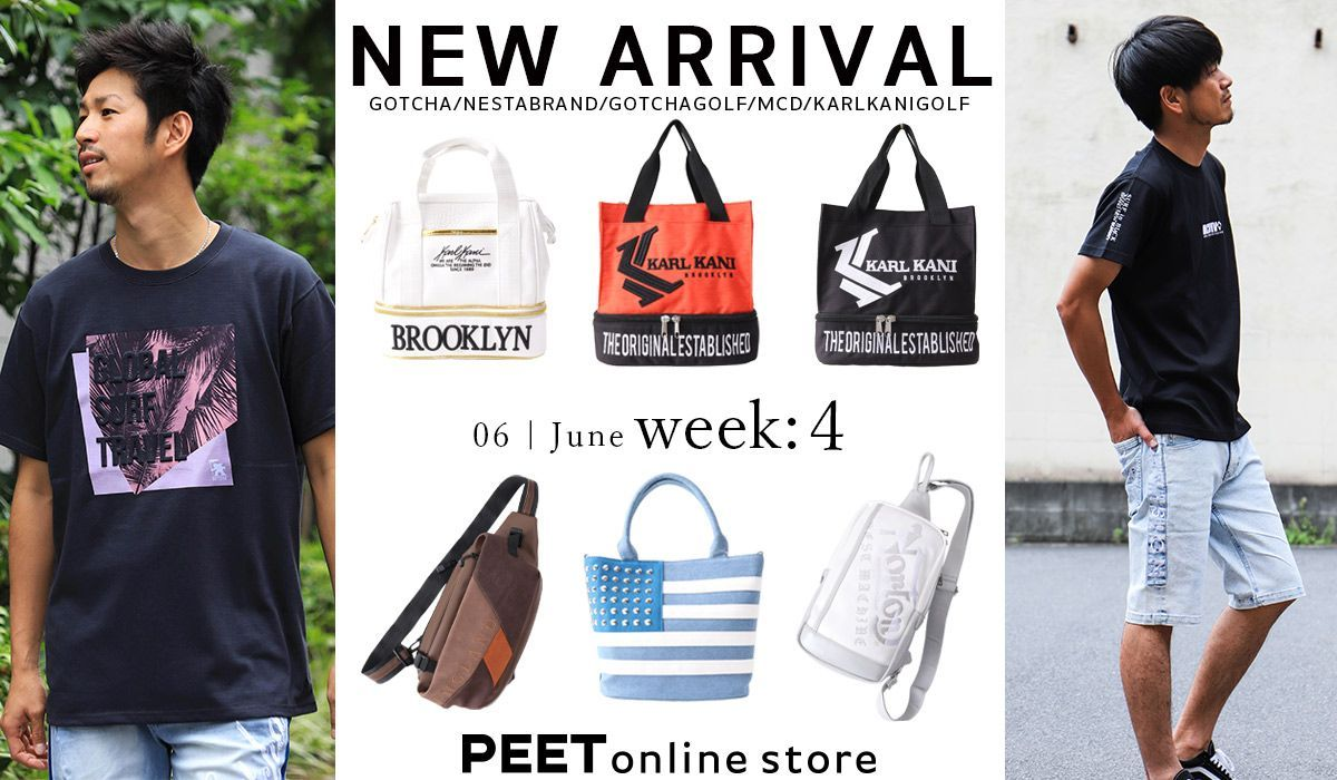 6/19 NEW ARRIVAL