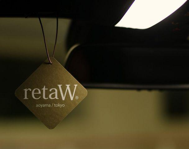 retaW / 再入荷