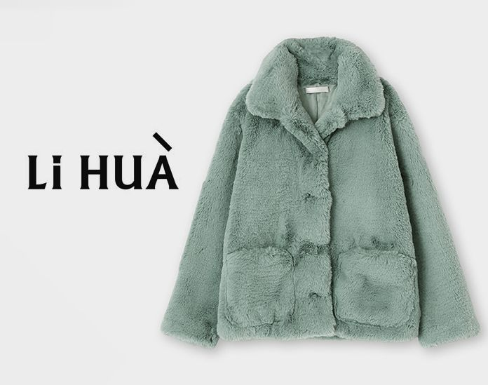 LI HUA / 新作アイテム入荷