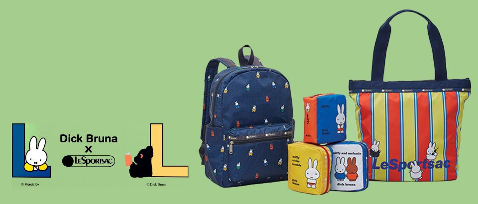 Dick Bruna × LeSportsac