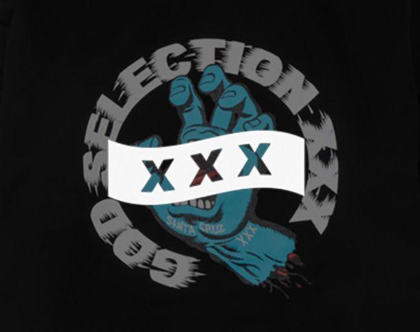 GOD SELECTION XXX/ 新作アイテム入荷