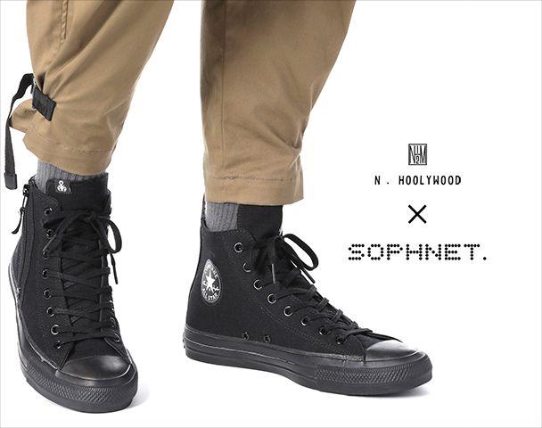 SOPHNET. / コラボレーションアイテム入荷