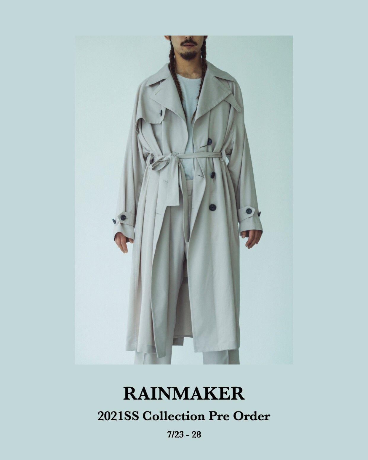 RAINMAKER  2021 Spring / Summer Pre Orderの写真