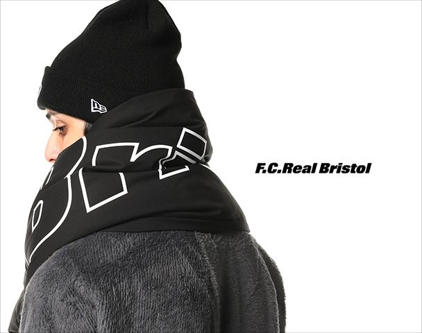 "F.C.Real Bristol  / 新作アイテム入荷 ""DOWN MUFFLER""and moreの写真"