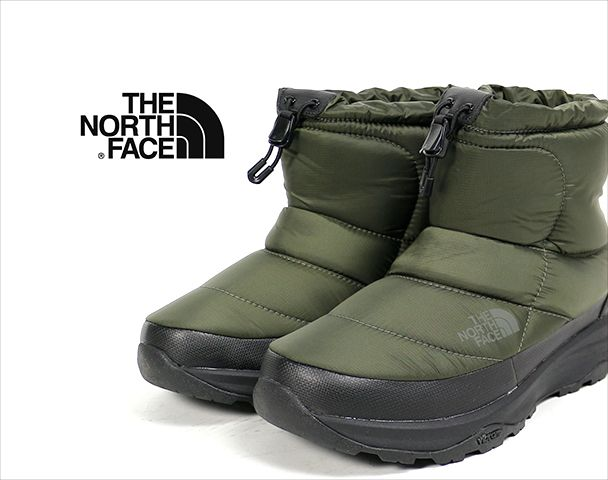 """THE NORTH FACE / 新作アイテム入荷 """"Nuptse Bootie WP VI Short""""and moreの写真"""