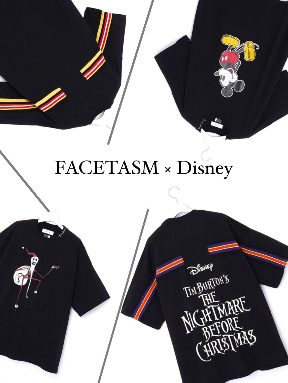 FACETASM × DISNEYの写真
