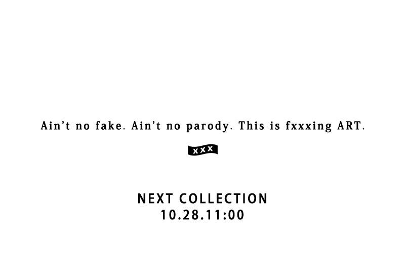 10月28日(土)発売アイテム - GSXXX -の写真