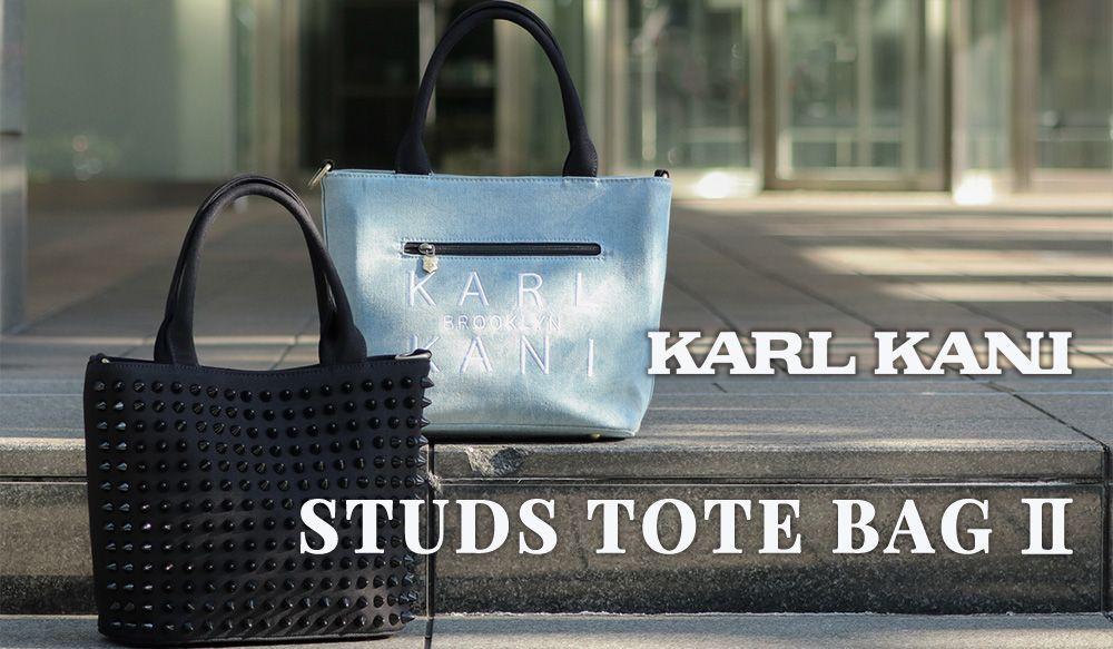 STUDS TOTE BAG Ⅱ