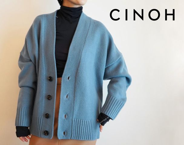 CINOH / 21AW新作アイテム