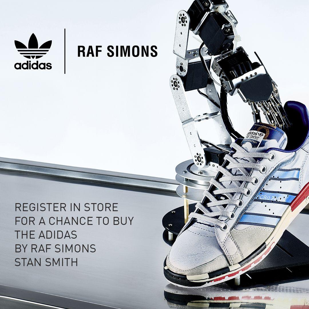 adidas by Raf Simons SS19 Stan Smith 4/12(金)発売 の写真