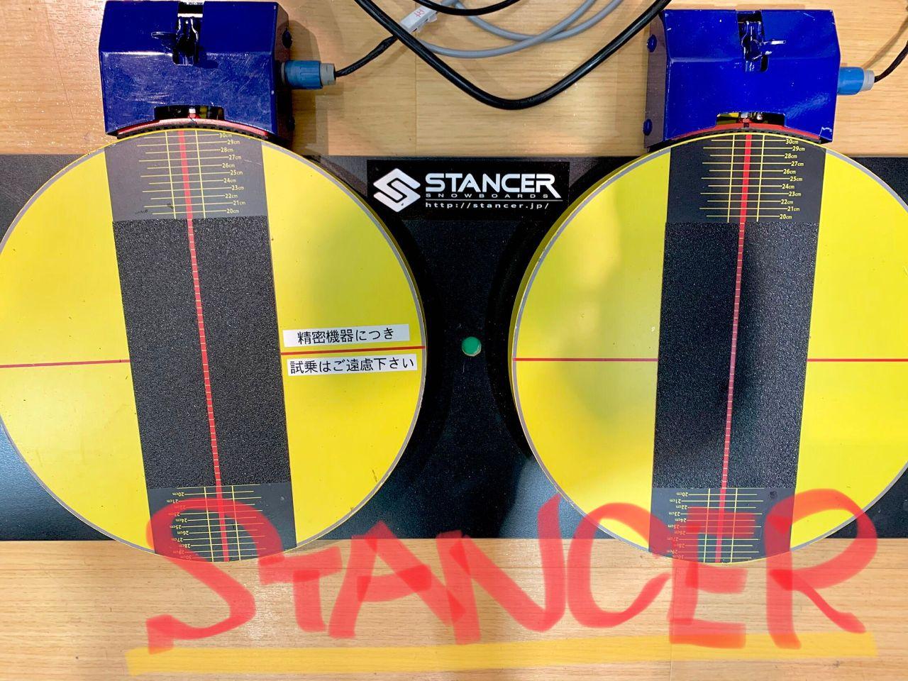 スノーボード スタンサー