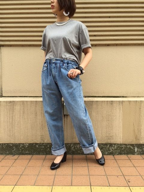 gather Denimの写真