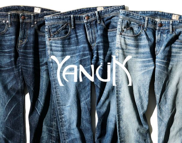 "YANUK   / 新作アイテム入荷 ""VINCENT(57291004)""andmoreの写真"