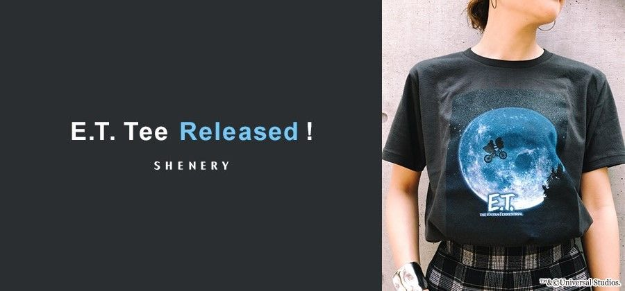 E.T./Tee Released!