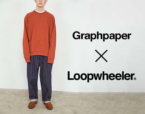 Graphpaper / コラボレーションアイテム入荷