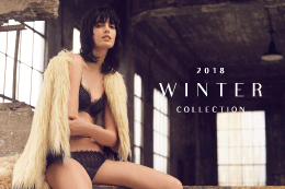 2018<br />WINTER COLLECTION