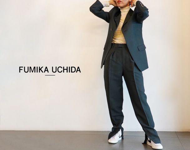 FUMIKA_UCHIDA/ 新作アイテム入荷