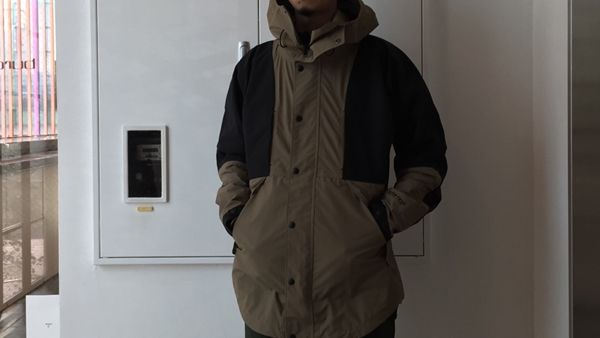 HOODED JACKET.の写真
