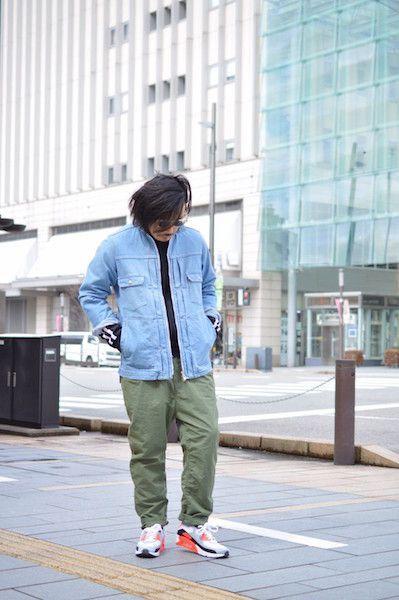 Wear in 『track』 jacket : Stylingの写真