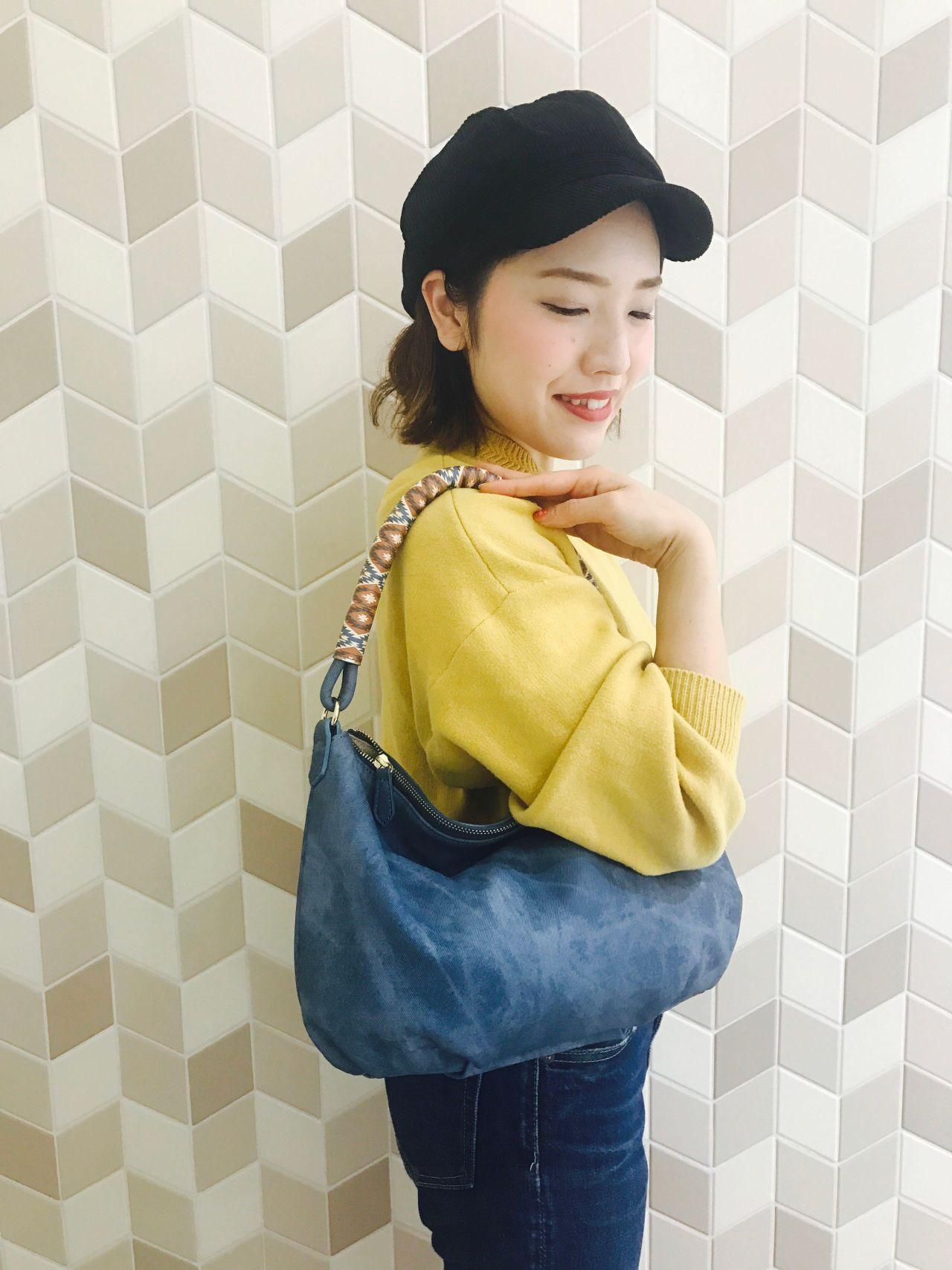 【mimimi渋谷ヒカリエ店】新作☆ワンハン...