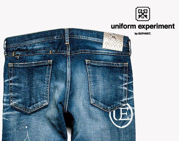 uniformexperiment / 新着アイテム入荷