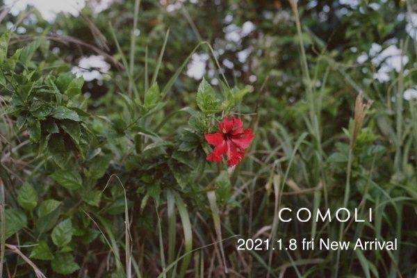 COMOLI 2021.1.8 fri New Arrivalの写真