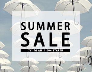 SUMMER SALE START!!の写真