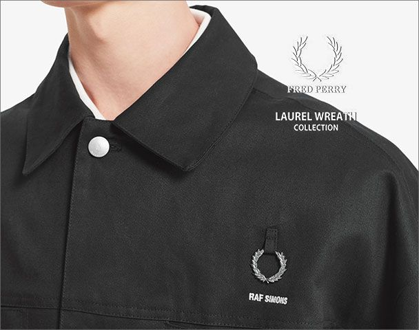 """FRED PERRY LAUREL WREATH COLLECTION / 新作アイテム入荷 """"RAF SIMONS PRINTED LINING JACKET""""and moreの写真"""