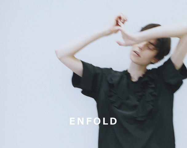 ENFOLD / 新作アイテム入荷の写真