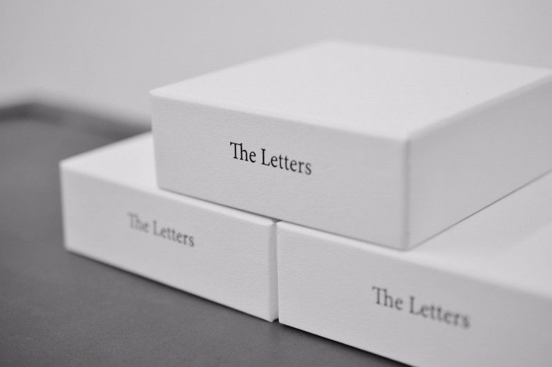 【 The Letters 】 New Arrival!の写真