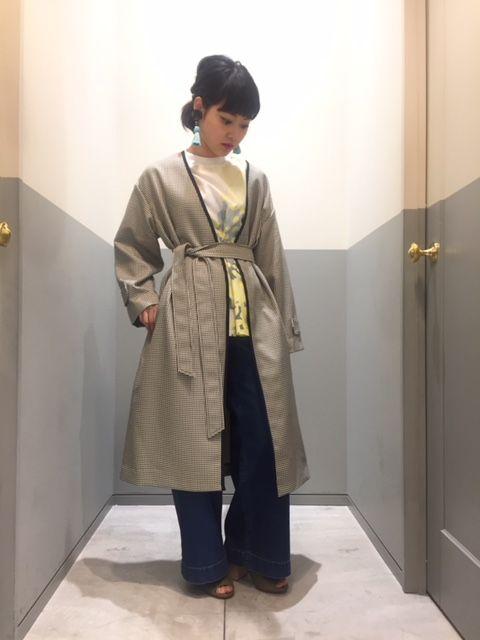 Spring Coat Styleの写真
