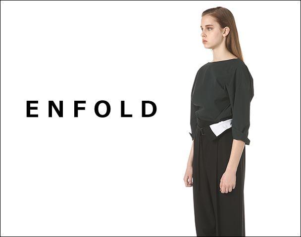 ENFOLD 2017 PRE FALL 新着アイテム