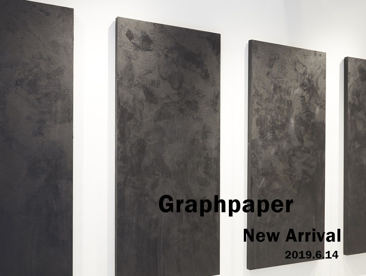 Graphpaper New Arrival (2019.6.14)の写真