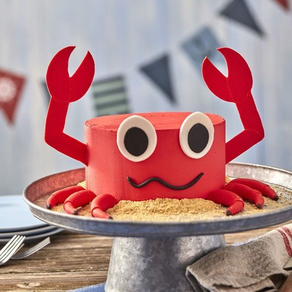 「Wiltonロールフォンダンで夏のケーキを作りましょう♪」の写真