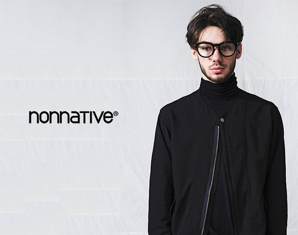 """nonnative / 新作アイテム入荷 """"SOLDIER JACKET WOOL TWILL""""and moreの写真"""