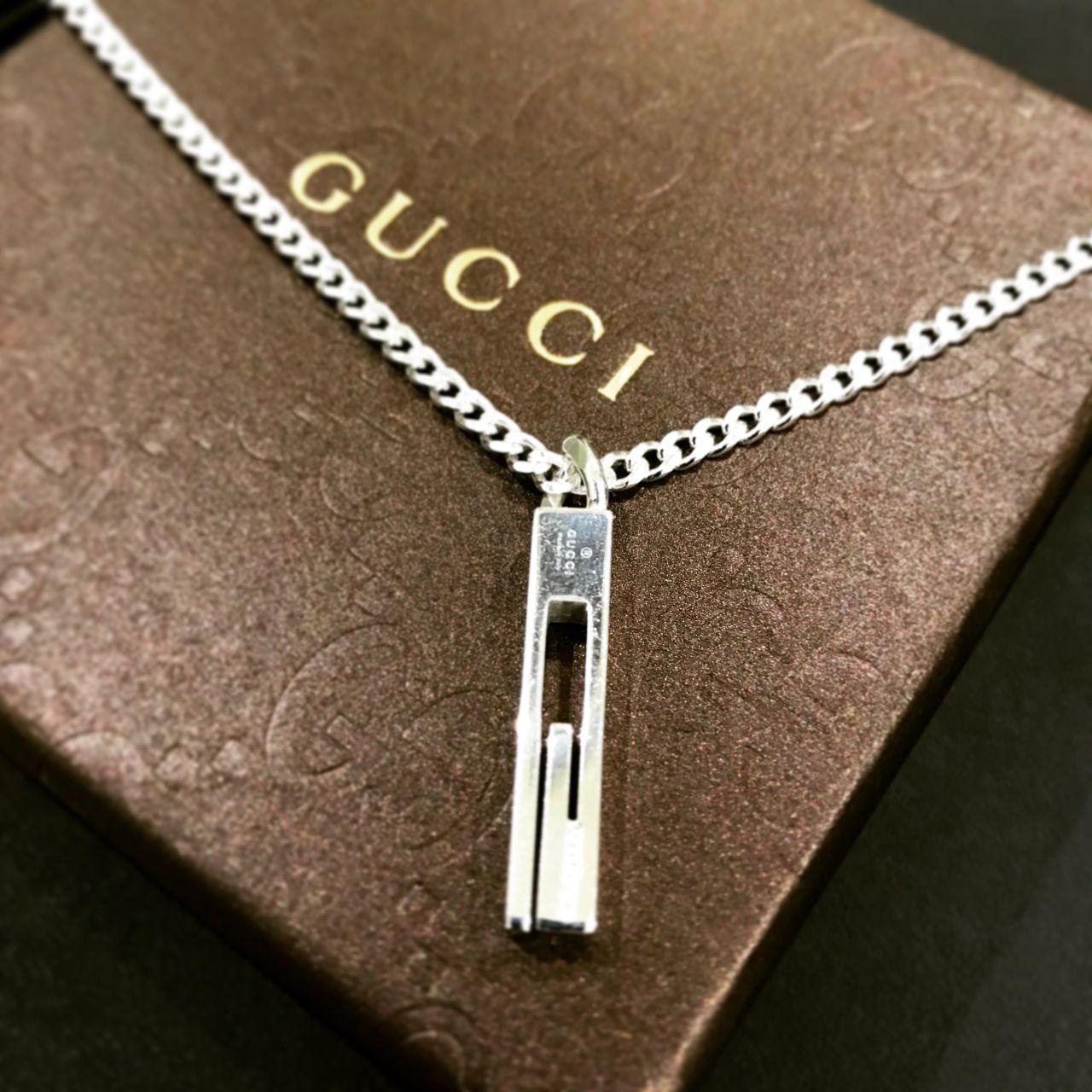 buy online 510fe 70b4d GUCCI シンプルネックレス   静岡店   フィットハウス公式 ...