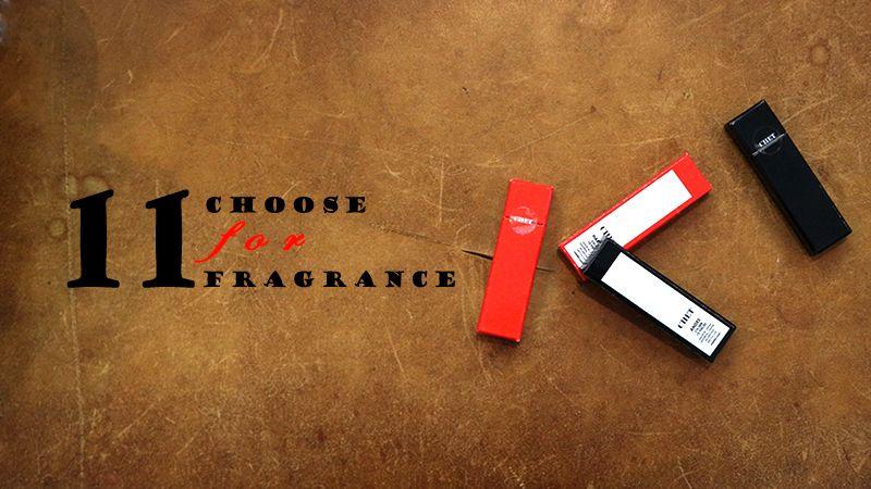 Choose for fragrance -November-の写真