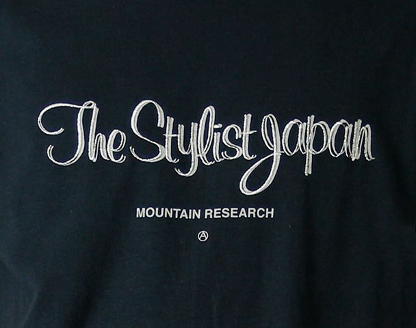 THE STYLIST JAPAN / × MOUNTAIN RESEARCH コラボレーションアイテム入荷