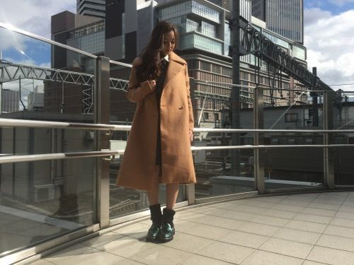 OUTER ¥28944 TOPS ¥18360 BOTTOM ¥15120 SHOES ¥68040
