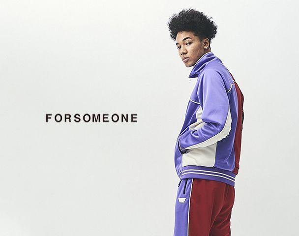 FORSOMEONE / 新作アイテム入荷